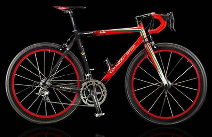 Un Ferrari también es una bicicleta