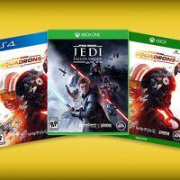 Juegos de 'Star Wars' para Xbox One y PS4 de oferta en Amazon México: uno de los mejores títulos de 2019 por tan solo 299 pesos