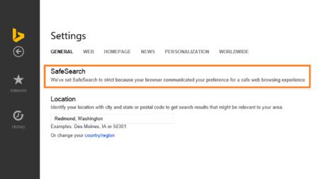 Bing se convierte en el primer gran buscador en adoptar el estándar HTTP de preferencia segura