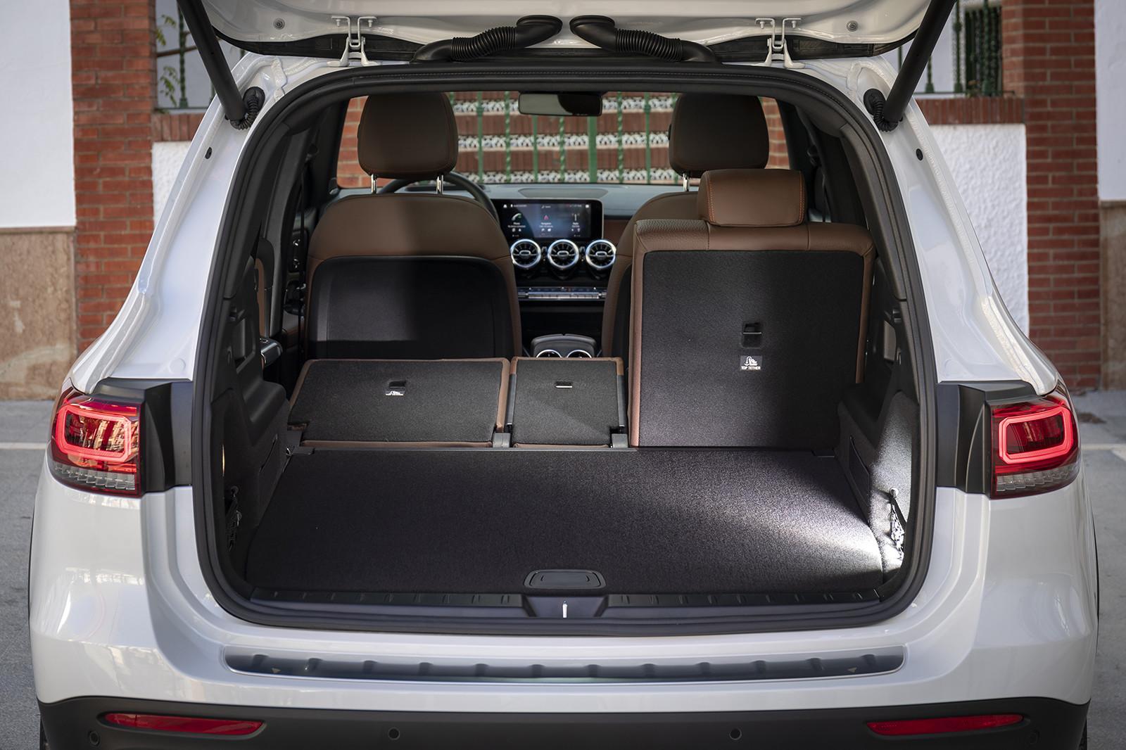 Foto de Mercedes-Benz GLB 250 4MATIC (lanzamiento) (36/39)