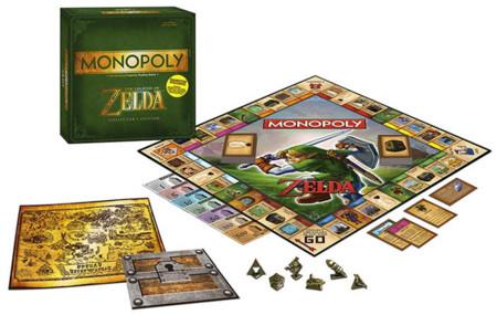 Zelda también en tu Monopoly