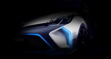 Toyota Hybrid-R, la sorpresa de Toyota para Frankfurt