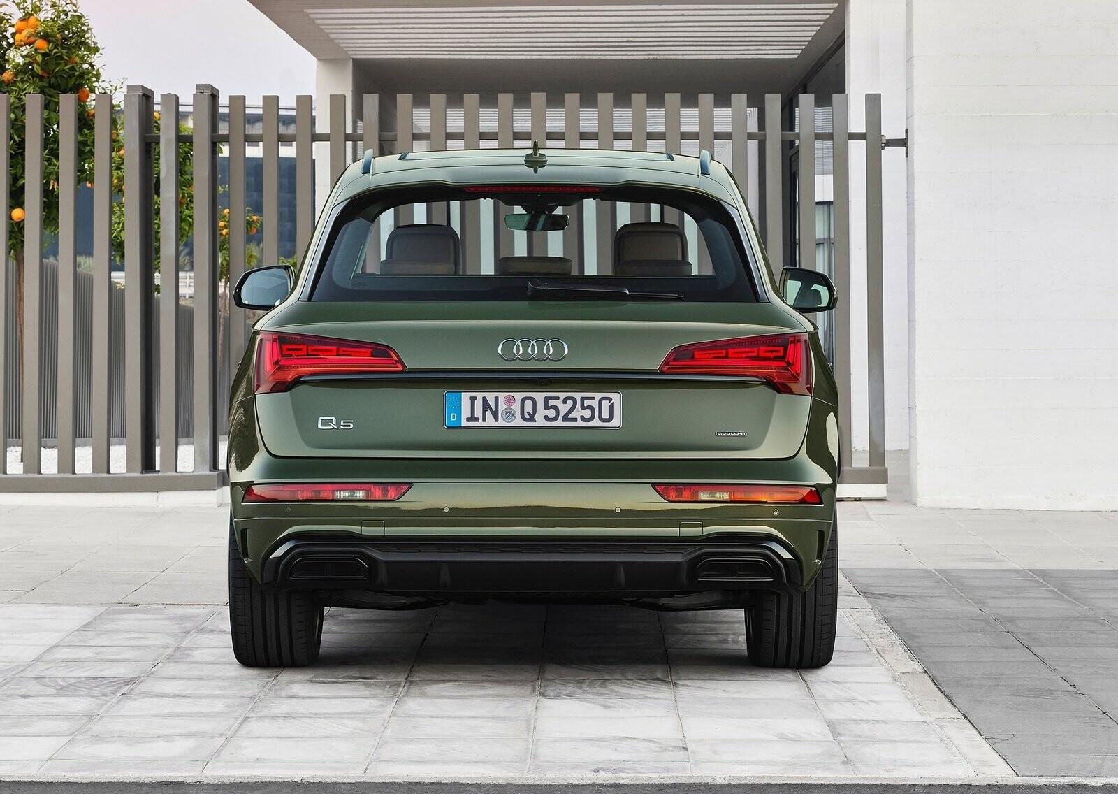 Foto de Audi Q5 2021: Precios, versiones y equipamiento en México (9/13)
