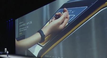 Nfx Xiaomi Mi Band 3