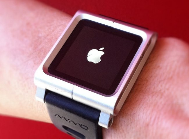 ipod nano reloj apple