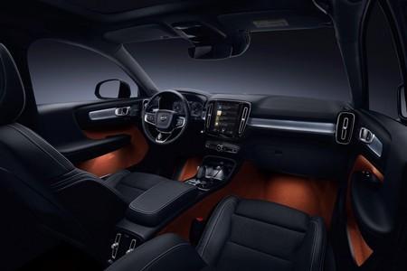 Volvo Xc40 Recharge Hibrido Enchufable Interior
