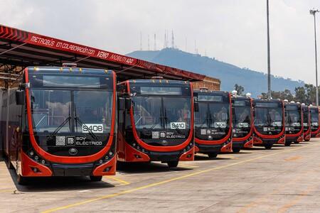 El metrobus de CDMX se electrifica: la Línea 3 ahora contará con nueve autobuses eléctricos que recorrerán 300 kilómetros diarios con una sola carga