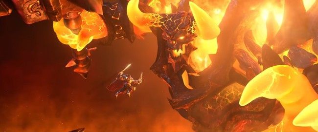 Heroes Of The Storm Varian Ragnaros