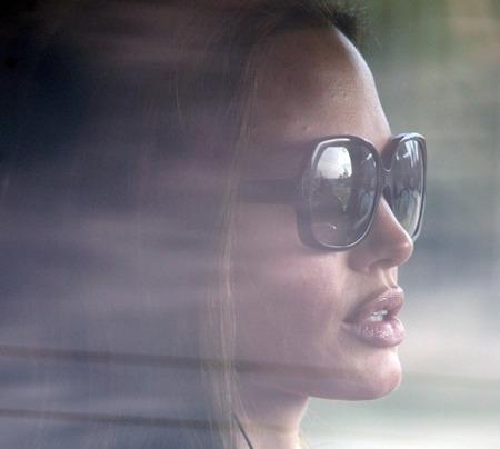 Angelina Jolie se quiere mudar a Madrid