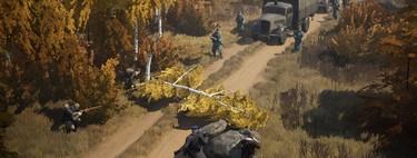 Partisans, un nuevo juego de estrategia bélica con inconfundible aroma a Commandos