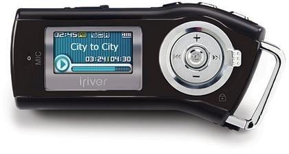 iRiver T10 con 2 Gb de capacidad