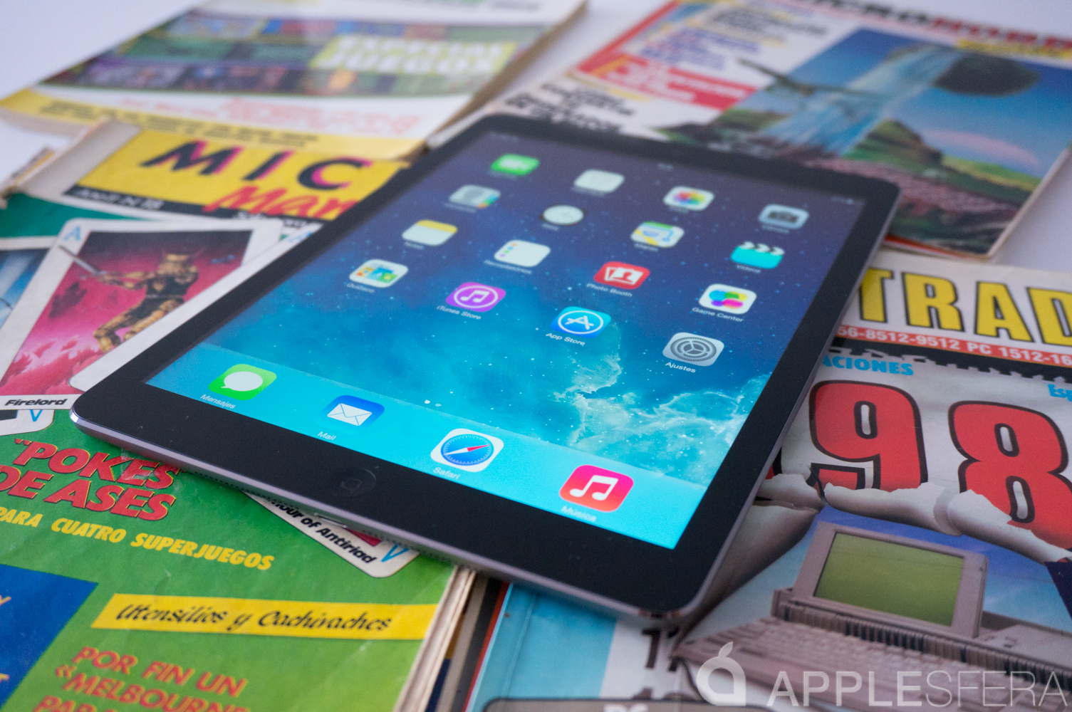 Foto de Así es el nuevo iPad Air (12/34)