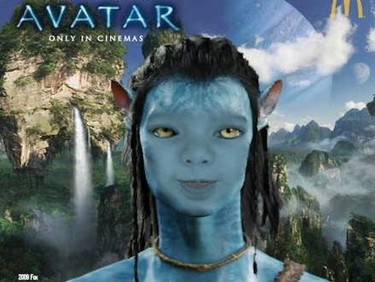 Avatarize yourself, transfórmate en un Na'vi de Avatar