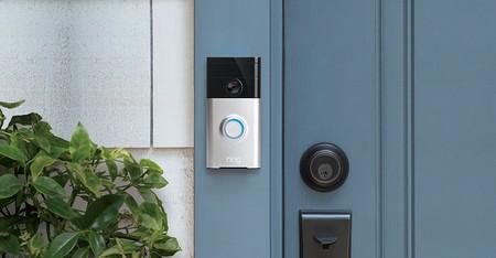 Videoportero Ring, con conexión WiFi y detector de movimiento, por sólo 99 euros en Amazon