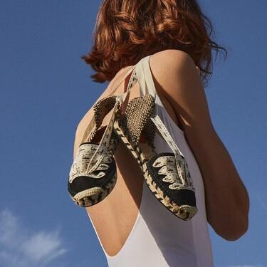 Las alpargatas planas son el calzado ideal para la rentrée y estos modelos de Castañer o Vidorreta lo demuestran