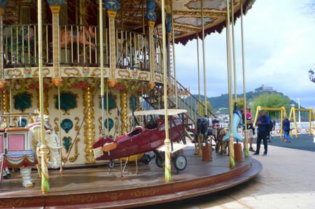 El Carrousel Palace en Donostia