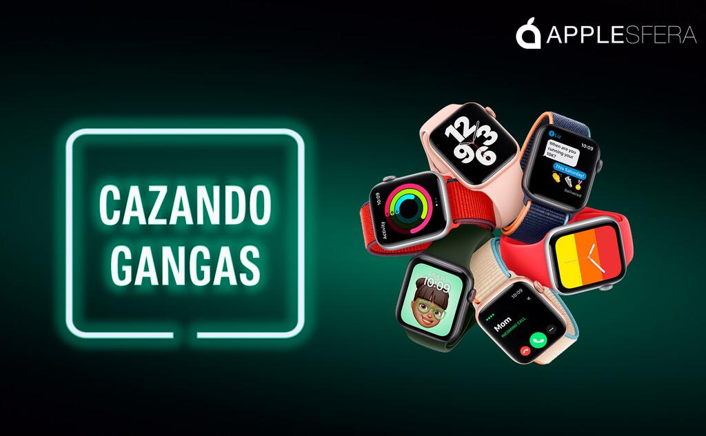 El Apple Watch Nike SE más deportivo por 309 euros, ofertas en iPhone 12 y más: Cazando Gangas