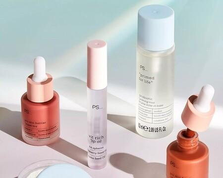 Primark presenta la colección PS Actives para el cuidado de la piel, pelo y para un maquillaje muy natural