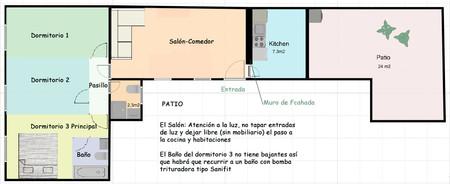 Consulta decorativa, en busca de la distribución ideal para reformar una casa