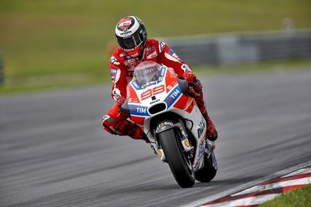 Ducati MotoGP Test 2017