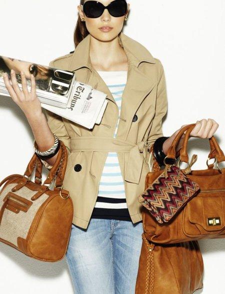 Blanco campaña complementos: I love accessories