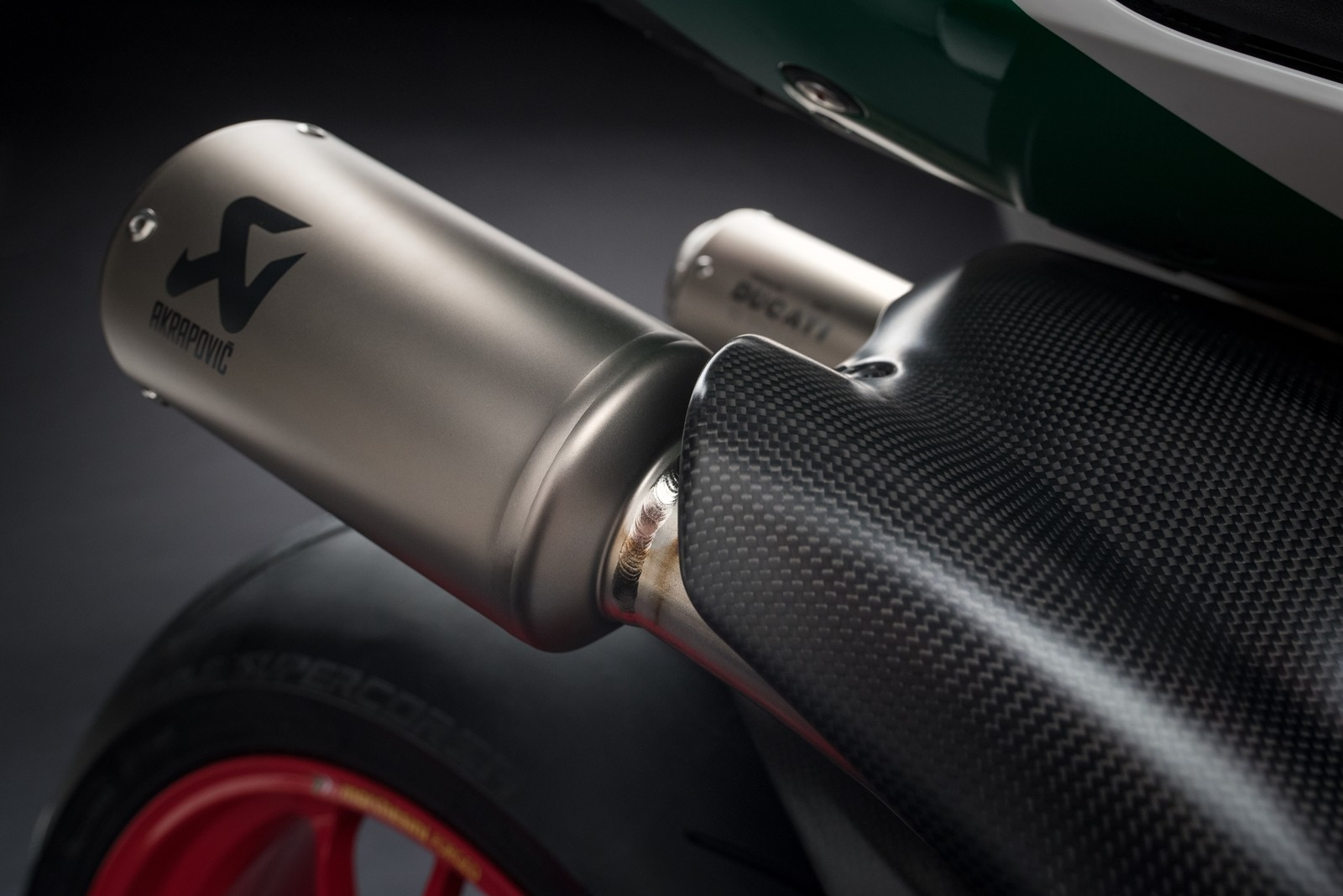 Foto de Ducati 1299 Panigale R Final Edition (34/58)