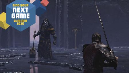Ahora todo el mundo puede descargar y jugar a la beta de Mortal Shell, uno de los soulslike más esperados