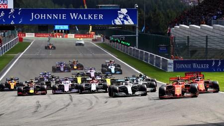 Spa F1 2019
