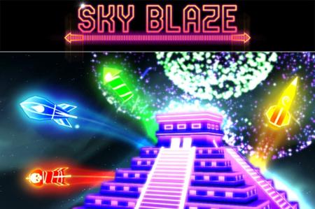 Sky Blaze, un juego para Windows Phone con una vuelta de tuerca del Fruit Ninja