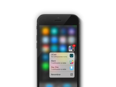 Éstas son todas las nuevas interacciones que permite 3D Touch en iOS 10