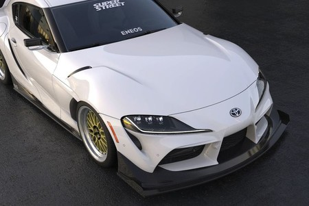 Toyota Supra GR Widebody Evasive Motors