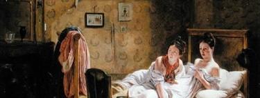 9 ejemplos en los que la historia del arte visibilizó las relaciones lésbicas y no nos dimos cuenta