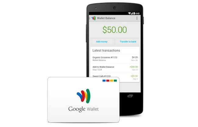 La tarjeta física de Google Wallet ya es una realidad