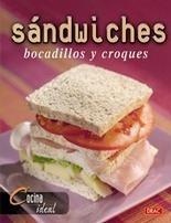 Sándwiches, bocadillos y croques