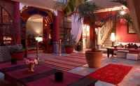 Diseño marroquí... imitando el reino nazarí