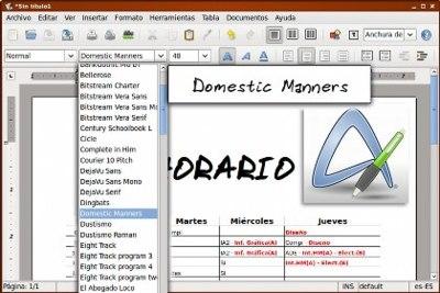 Abiword 2.6: un buen procesador de textos libre, gratuito y multiplataforma
