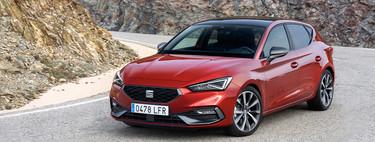 SEAT León 2021 a detalle: mira sus distintas versiones en 188 fotos