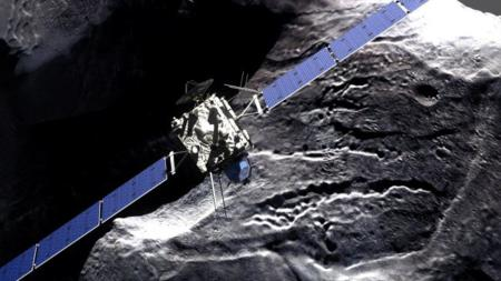 Así es la misión de la sonda Rosetta, la primera que acompañará a un cometa al sol