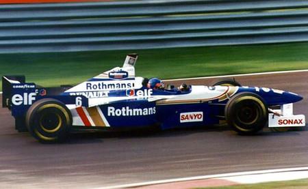 Gran Premio de Portugal 1996: Jacques Villeneuve y Damon Hill, a por el título