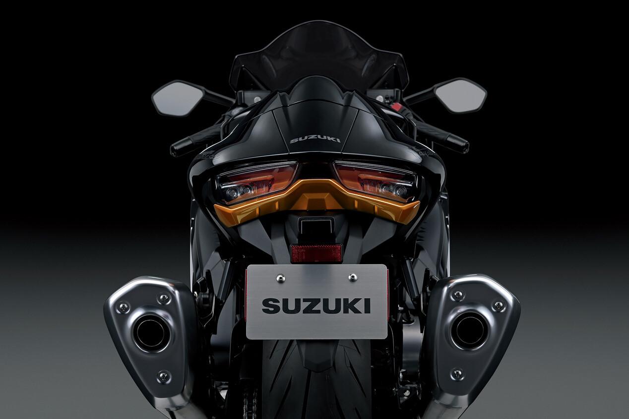 Foto de Suzuki Hayabusa 2021 (13/20)