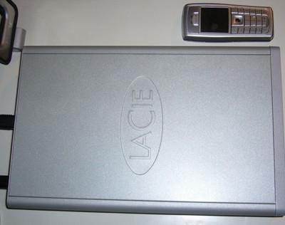 LaCie d2