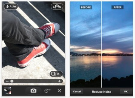 Adobe lanza Photoshop Express 2.0 para iOS