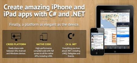 MonoTouch, programa para iOS de forma sencilla con tus conocimientos de C# y .NET
