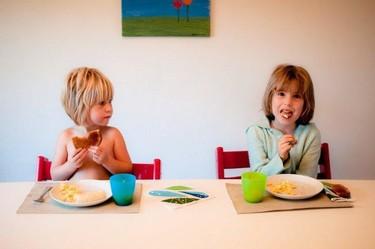 La importancia de un buen desayuno en la infancia