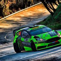 Rossi se quita las penas en Monza