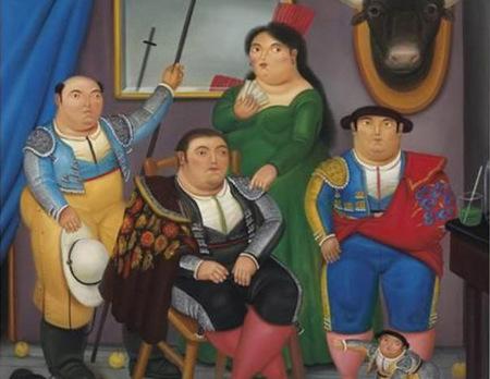 Fernando Botero, los 80 años de un pintor de la vieja guardia