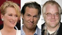 Meryl Streep, Jeff Bridges y Philip Seymour Hoffman en 'Great Hope Springs'