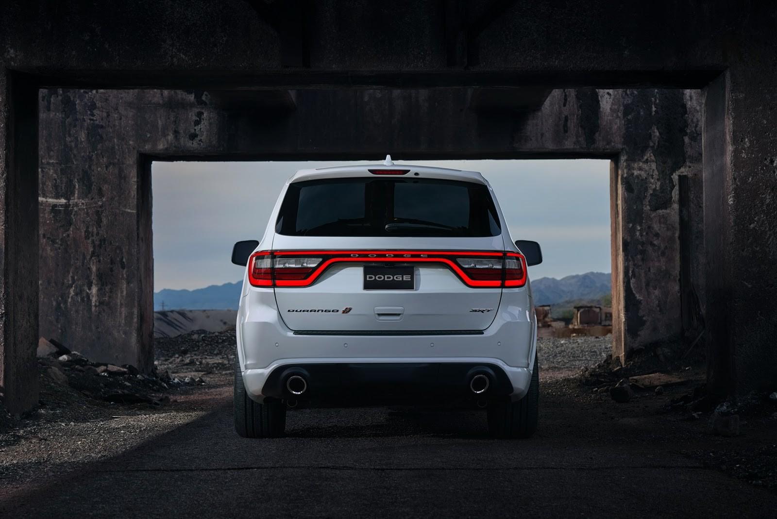 Foto de 2018 Dodge Durango SRT (18/56)
