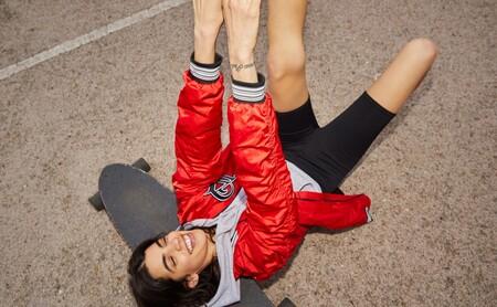El estilo deportivo se apodera de la nueva colección de Bershka con estilismos actuales y versátiles que siguen las tendencias