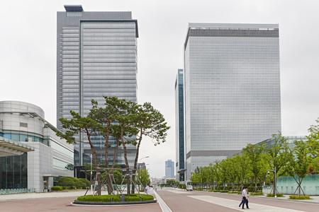 Edificios Ciudad Samsung